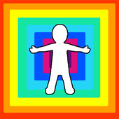Colorunner - test icon