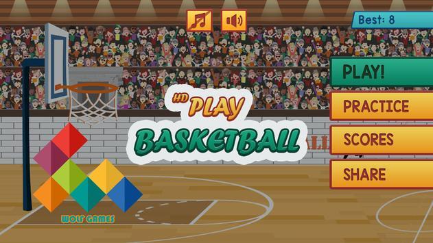 HD Basketbol Oyna apk screenshot