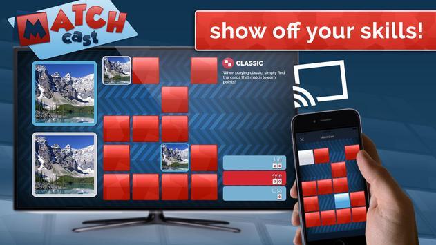 Match Cast - Chromecast apk screenshot