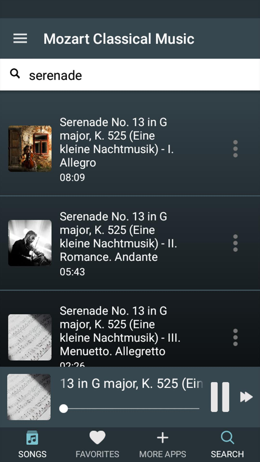 Mozart Classical Music for Android - APK Download