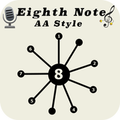 Impossible Twisty Eighth Note icon