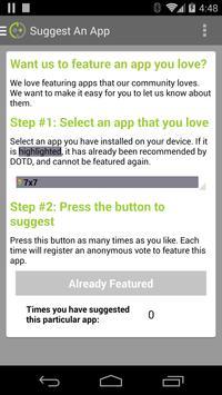 DOTD - Best App Catalog apk screenshot