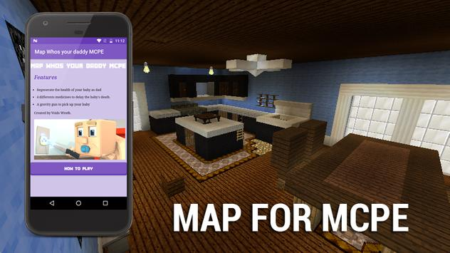 Map Who's your daddy for MCPE apk screenshot