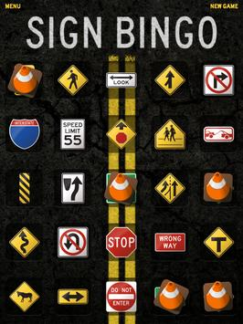 Sign Bingo screenshot 4