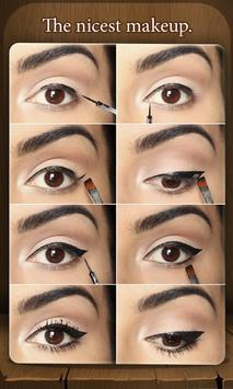How To Draw Eyeliner Apk Screenshot