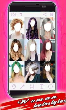 Woman Hair Styles 2018 screenshot 3