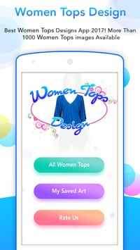 Woman Top Design 2017 poster