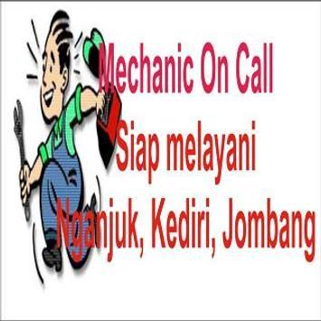 Online Mekanik dan Sparepart apk screenshot