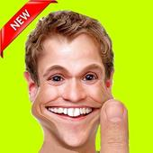 Fun Face Changer Pro Max Selfie drôle icon