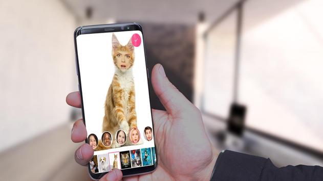 Fun Face Changer Pro Max Selfie drôle screenshot 1