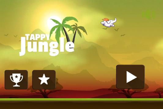 Tappy Jungle poster