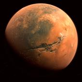 Mars Live Wallpaper 3D icon
