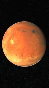 Mars Live Wallpaper 3D screenshot 5