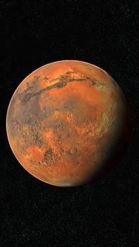 Mars Live Wallpaper 3D screenshot 6