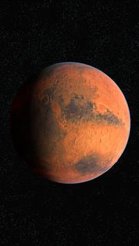 Mars Live Wallpaper 3D screenshot 2