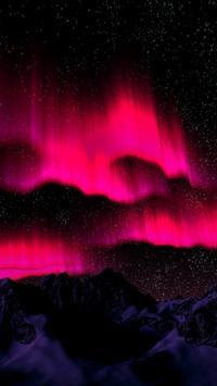 Aurora Borealis Live Wallpaper screenshot 5