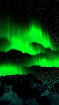 Aurora Borealis Live Wallpaper screenshot 6