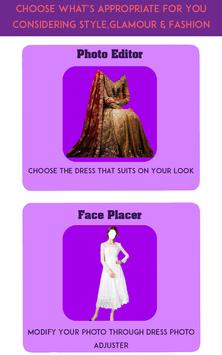 Women Fashion Suit Photo Editor screenshot 9