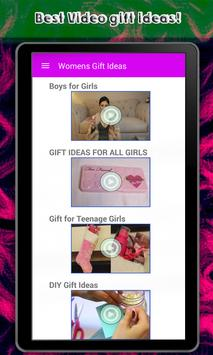 Women's Gift Ideas screenshot 8