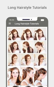 Long Hairstyle Tutorials screenshot 6