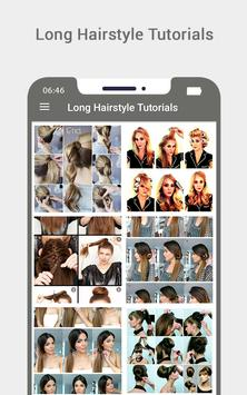 Long Hairstyle Tutorials poster