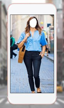 Jeans Fashion Photo Suit poster