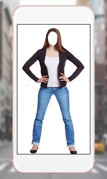Jeans Fashion Photo Suit apk screenshot