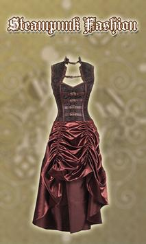 Women Steampunk Suit Photo Editor screenshot 14