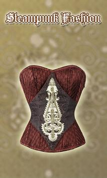 Women Steampunk Suit Photo Editor screenshot 2