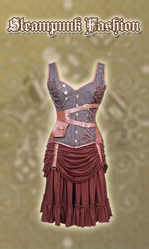 Women Steampunk Suit Photo Editor screenshot 8