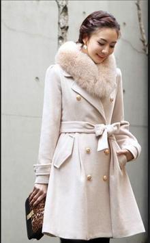Women Winter Coat Ideas screenshot 4