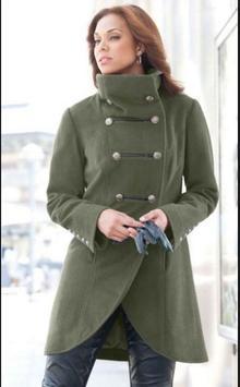 Women Winter Coat Ideas apk screenshot