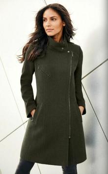 Women Winter Coat Ideas screenshot 6