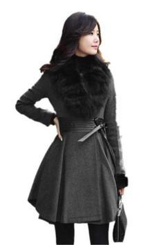 Women Winter Coat Ideas screenshot 7