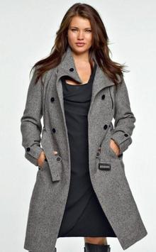Women Winter Coat Ideas screenshot 1