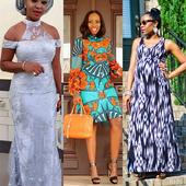 Women African Fashion アイコン