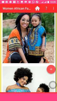 Women African Fashion スクリーンショット 1