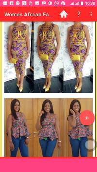 Women African Fashion スクリーンショット 2