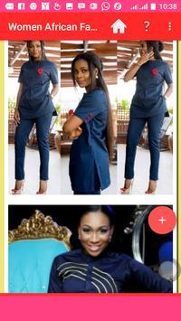 Women African Fashion スクリーンショット 3