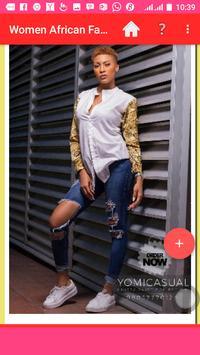 Women African Fashion スクリーンショット 5