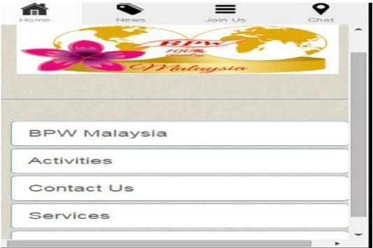 Business Prof Women Malaysia apk screenshot