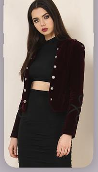 Women Blazer Jacket Design Collection screenshot 3