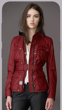 Women Blazer Jacket Design Collection poster