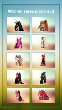 Indian Saree Photo Suit apk screenshot