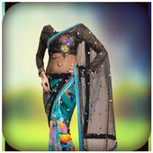 Women Saree Photo Editor icon