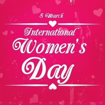 WOMENS DAY 2016 QUOTES poster