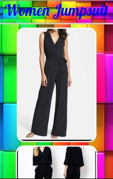 Women Jumpsuit poster