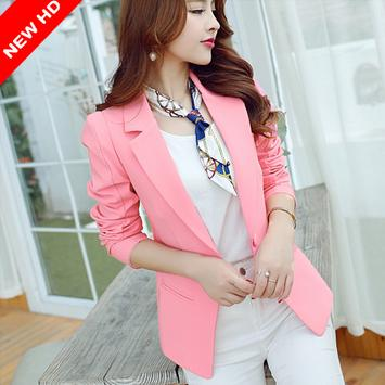 Blazer for women screenshot 1