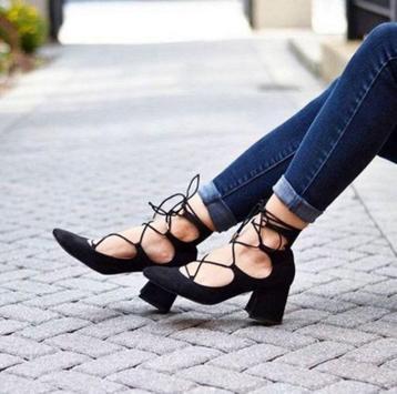 Women Shoes Ideas poster