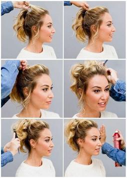 Women Short Hairstyle Tutorials screenshot 3